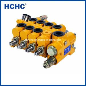 China Fabricante da Válvula Direcional Hidráulico da Válvula do carro elevador Cdb7