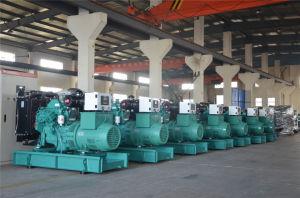 Высокое качество 400квт бесшумный дизельный генератор