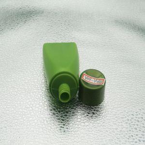 パーソナルケアの装飾的な包装のための緑色の顧客用びん