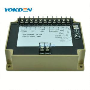 Módulo de control de grupo electrógeno del controlador de velocidad 3044196
