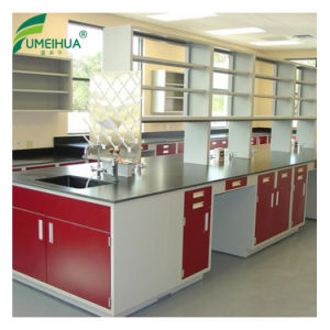 Scheda laminata resistente chimica per il controsoffitto del laboratorio del banco