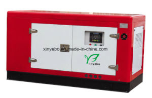 200kVA Langboの無声タイプが付いているディーゼル発電機セット