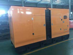 Générateur de puissance électrique de 300 kw Doosan Groupe électrogène Diesel