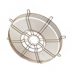 Protección de los dedos de metal de acero/parrilla cubierta de ventilador de 200mm