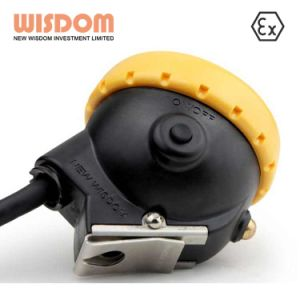 抗夫のための地下のヘッドランプ、LEDの採鉱ランプ、抗夫の安全ランプ