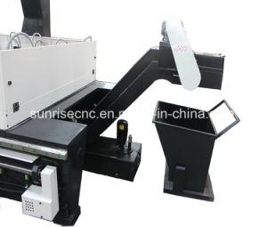 Foreuse de commande numérique par ordinateur de premier constructeur pour la plaque en acier