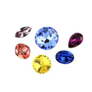 692cc6dfba64 Crystal Fancy mayorista de joyas de diamantes de imitación piedra ...