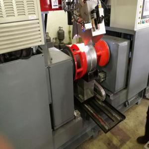12.5kg/15kg LPGのガスポンプの製造設備の円周のシーム溶接機械