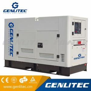 Generatore diesel silenzioso eccellente 15kVA di potere di Genlitec (GCC15S) con il motore di Changchai