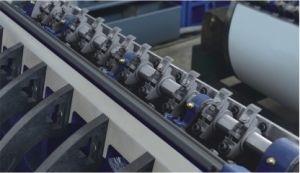 Four-Color máquina de impresión offset.