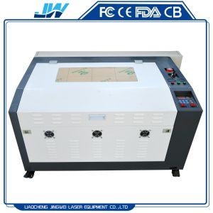 L'exportation Laser 4060 machine à gravure laser de tissus en acrylique et de bois de Bambou Jane Modèle de navire de coupe de l'artisanat