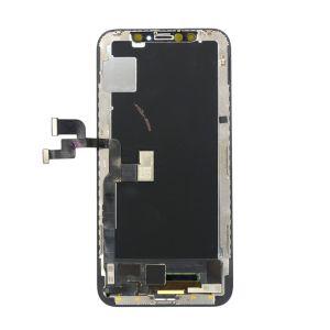 Soft OEM a tecnologia OLED display LCD de ecrã táctil e o conjunto de digitalização para iPhone x