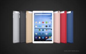 Boîtier métallique 9.6inch Quad Core 3G 800X1280IPS 2 SIM Phone Tablet