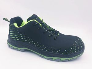 Nouveau Style Non-Metal PU/Injection en caoutchouc des bottes de sécurité/chaussures de sécurité AX02034