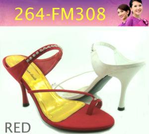 Mesdames fashion chaussures (264-FM308)