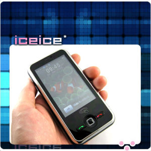 Geopend t-Mobiel van AT&T van de Telefoon van de Cel van de FM van het Scherm van de aanraking (P168S)