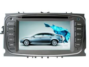 7-800*480 DVD GPS Car DVD с помощью GPS ПСП+6 виртуальных CD