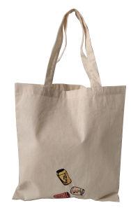 100 % valise ECO Sac shopping coton avec impression personnalisée