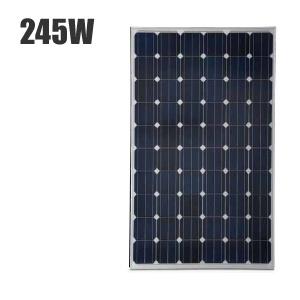 245W constituídos Módulo Solar (JHM245M-60)