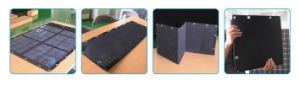 Solarfalten-Verkleidung (NES36-6-50MZD, NES36-6-70MZD)