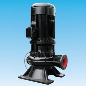 Les eaux usées de la pompe centrifuge électrique vertical avec certificat CE