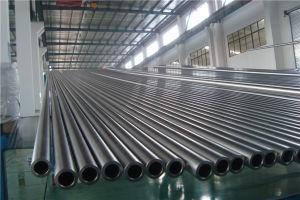 Tubo di titanio senza giunte (SB di ASTM 338 gr. 2)