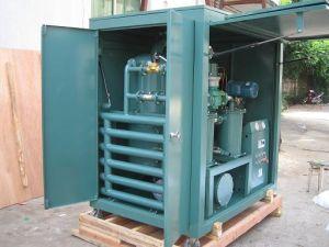 Cable de vacío de purificación de aceite de máquina/sistema de purificación de aceite de máquina de regeneración de aceite// la filtración de aceite