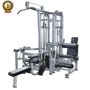 La estación de cuatro equipos de gimnasio instructor multi funcional comercial equipos de gimnasia