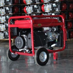 Bison (Chine) BS4500H (H) 3kw fonctionnant sur batterie 3kv 1 an de garantie générateur à essence portable pour l'utilisation d'accueil