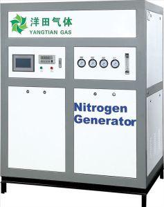 El nitrógeno móvil de la producción de equipos para la alimentación
