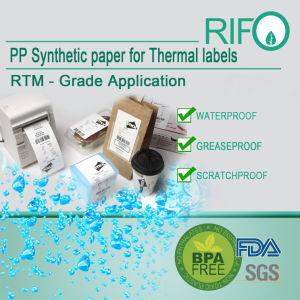 Resistente à água Sala adesivo, etiquetas de transferência térmica de materiais sem BPA