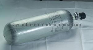 이음새가 없는 고압 Scba & 스쿠버 알루미늄 실린더