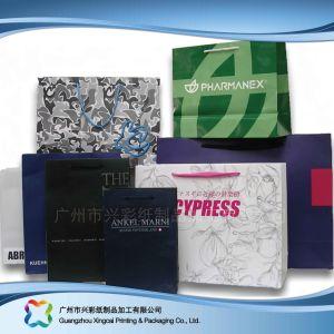 Упаковка бумаги сумка для шоппинга/ Дар/ одежды (XC-bgg-019)