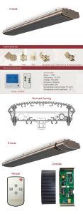Leitor de música Bluetooth mais recente medida eléctrica de aquecimento por infravermelhos