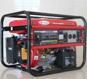 13Cv 5kw Perol eléctrico generador de gasolina de grupo electrógeno
