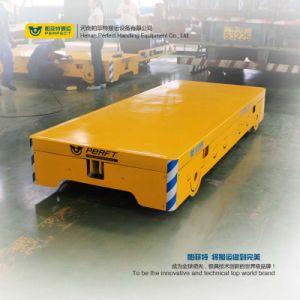 Manual de Utilização da Plataforma de transferência de aço carro sobre carris