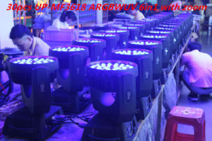 Cabeza Móvil 36 * 18W 6 en 1 Ampliar Lavar Etapa de Iluminación LED
