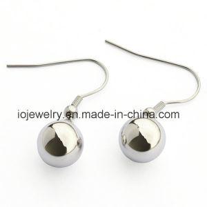 316 Halsband van de Tegenhanger van de Bal van het roestvrij staal de Holle