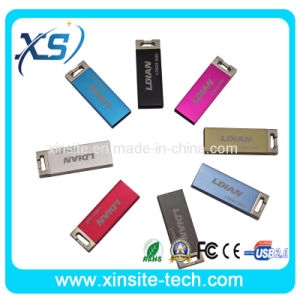Бизнес-металлический флэш-накопитель USB для Promation (XST-U032)