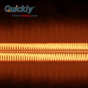 エネルギー効率カーボン水晶熱ランプ