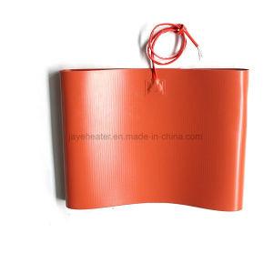 Riscaldatore elettrico ambientale verde della cinghia del silicone
