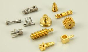 Les pièces d'usinage CNC