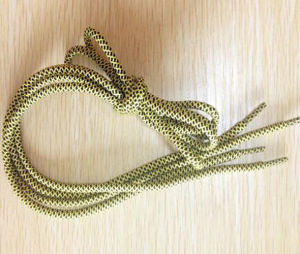 New Custom 100% coton lacets