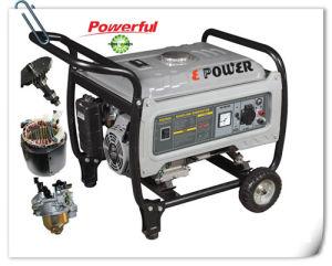 Gasoline monofase Generator /Portable Gasoline Generator 1.5kw