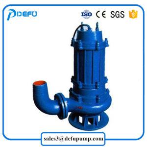 Wq/Qw cheBlocca la pompa per acque luride sommergibile di alto flusso