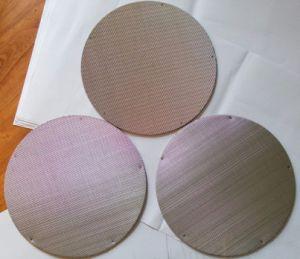 304 316 20-200 сетка из нержавеющей стали круглыми сетчатый фильтр