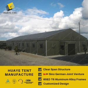 Tenda de alumínio militares do exército verde (HAF)