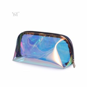 ギフトのための卸し売り新しい到着のホログラフィックゆとりPVC装飾的な袋