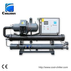 75HP Fabrikant van het Type van Water van de glycol de Koelere Water Gekoelde