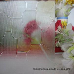 Windows及びドアのための着色された模造された計算された芸術装飾的なワイヤーガラス